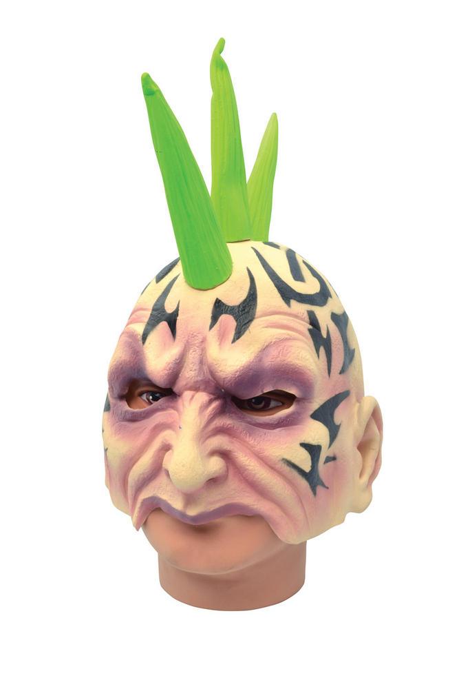 Tattoo Mohawk Mask