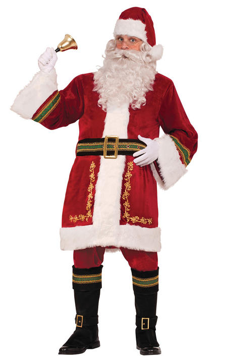 Santa Claus Costume Thumbnail 1