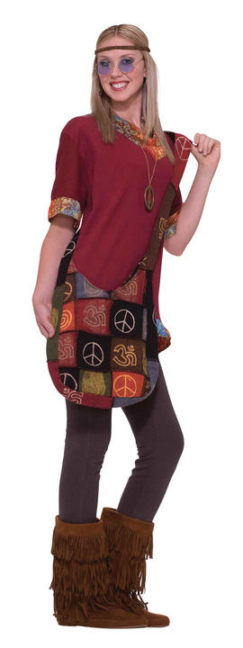 Hippy Peace Handbag Thumbnail 1