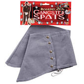 Adult Spats Grey