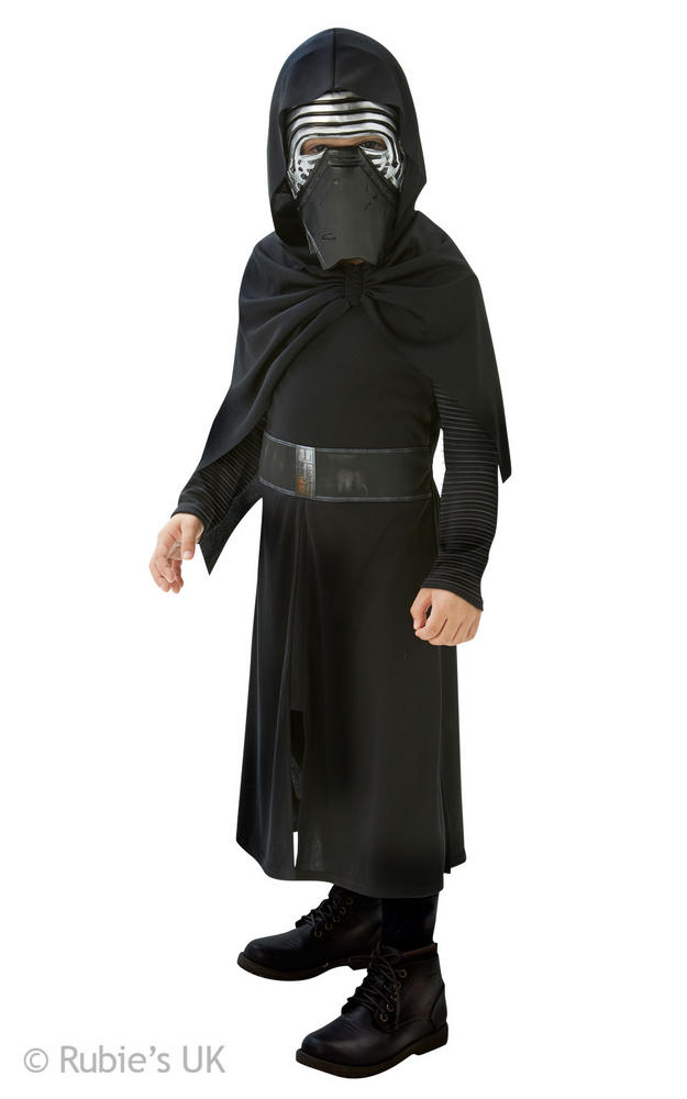 Boys Disney Star Wars Classic Kylo Ren Costume
