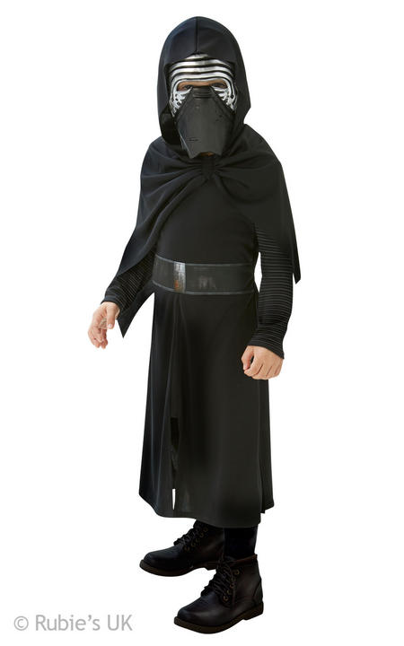 Boys Disney Star Wars Classic Kylo Ren Costume  Thumbnail 1