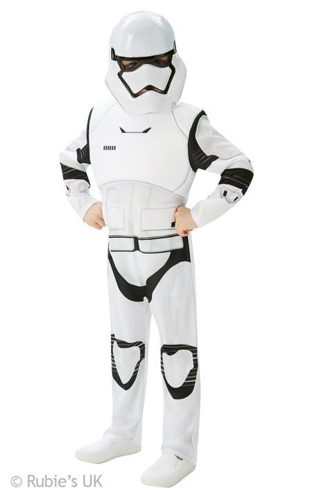 Boys Deluxe Star Wars Stormtrooper  Thumbnail 1