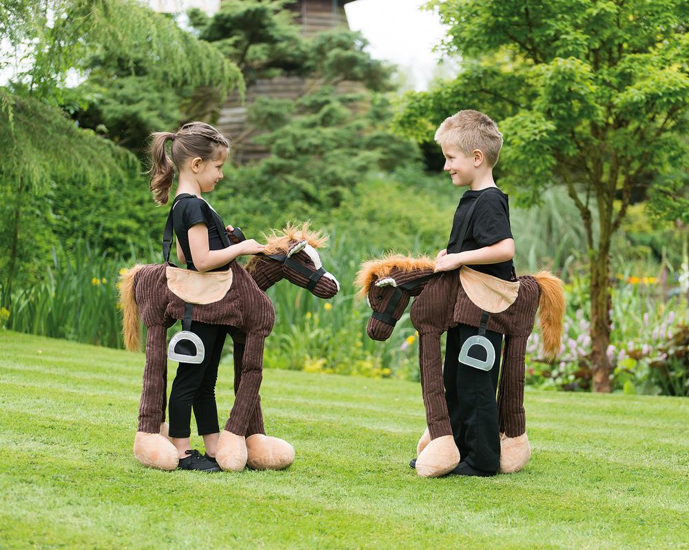 Childs Ride on Pony Costume