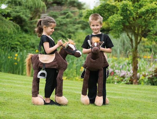 Childs Ride on Pony Costume  Thumbnail 2