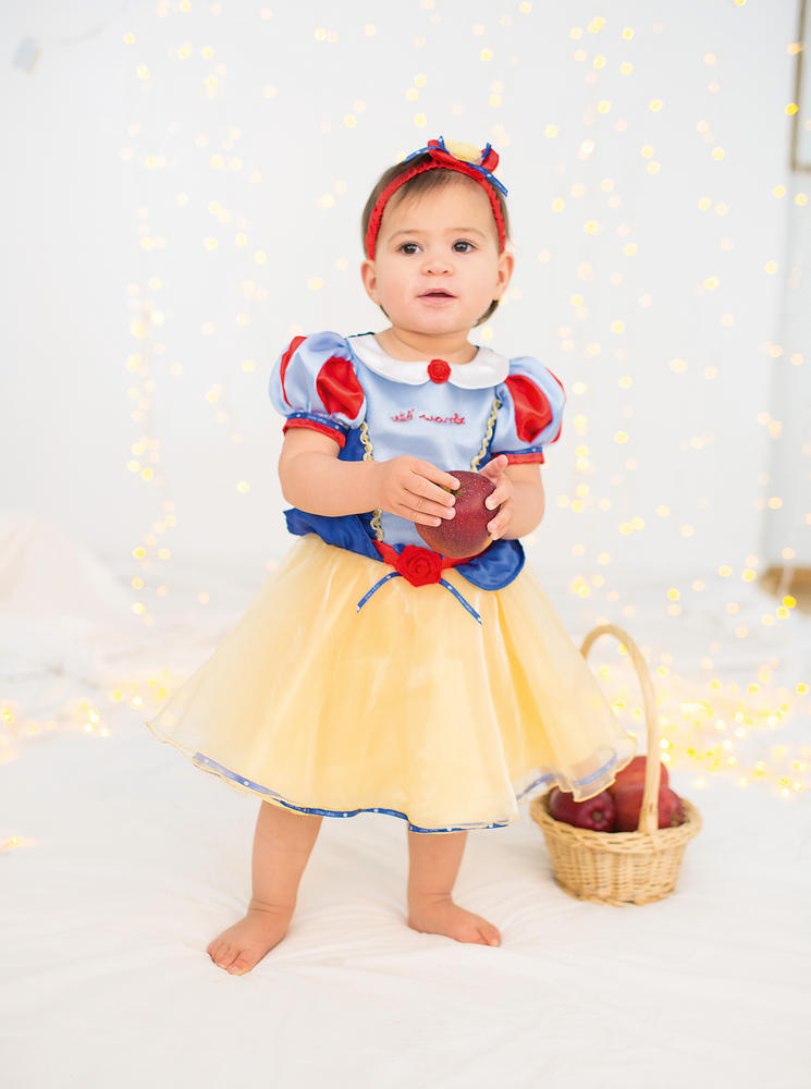 Disney Baby Girl's Snow White Fancy Dress Costume