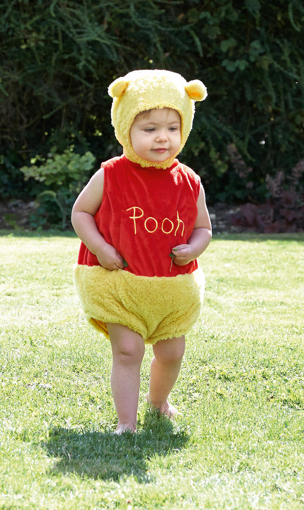 Disney Winnie the Pooh Tabard Fancy Dress Costume