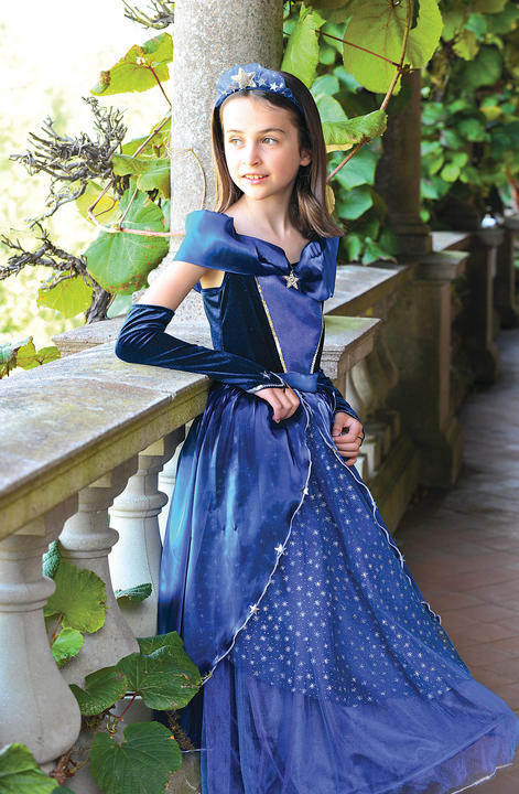 Girl's Starcatcher Princess Fancy Dress Costume  Thumbnail 1