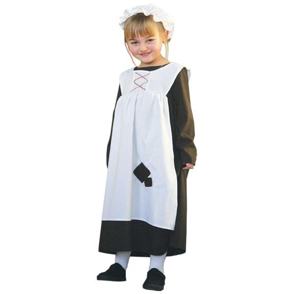 Girl's Ursula Urchin Fancy Dress Costume