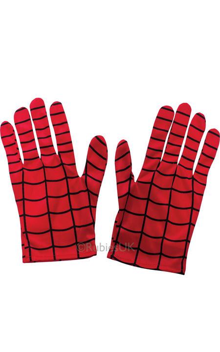 Boys Spider Man Gloves  Thumbnail 1