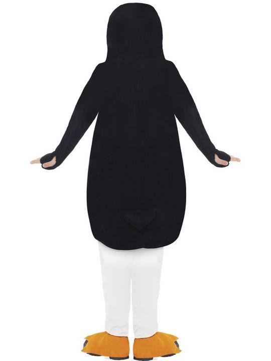 Girls Boys Penguin Costume Kids Madagascar Fancy Dress Outfit Film Animal  Thumbnail 2
