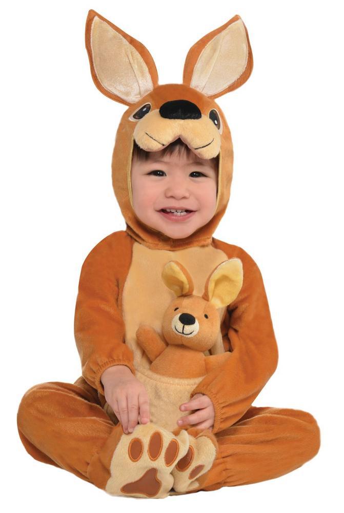 Baby Jumpin Joey Fancy Dress Costume