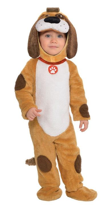 Baby Playful Pup Fancy Dress Costume  Thumbnail 1