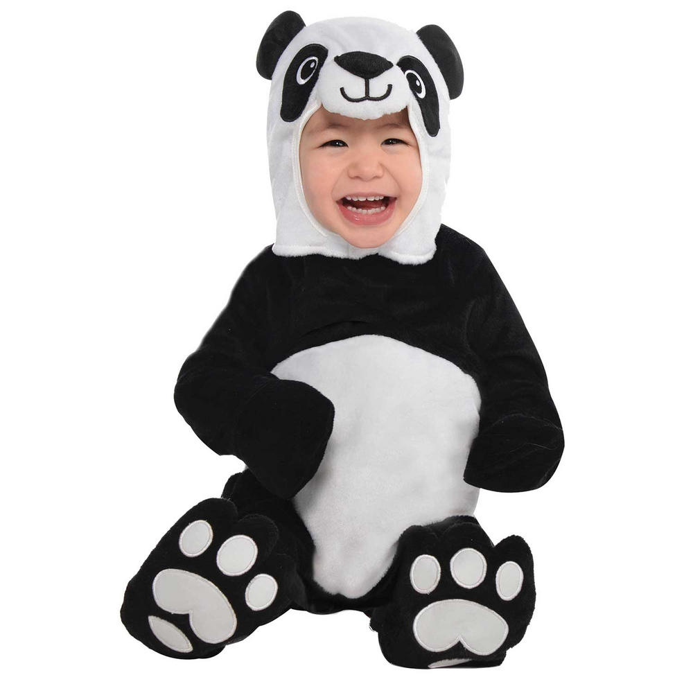 Baby Precious Panda Fancy Dress Costume