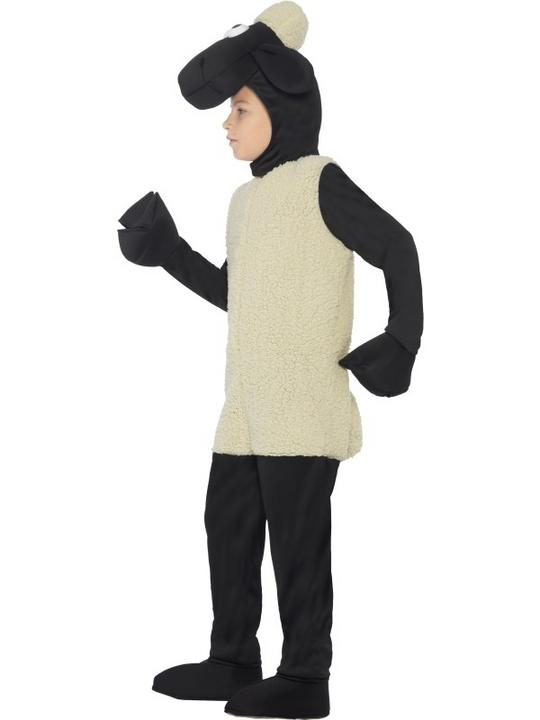 Kids Shaun The Sheep Girls / Boys Book Week Fancy Dress Costume Party Outfit Thumbnail 3