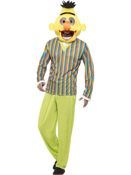 Men's Sesame Street Bert Costume Thumbnail 1