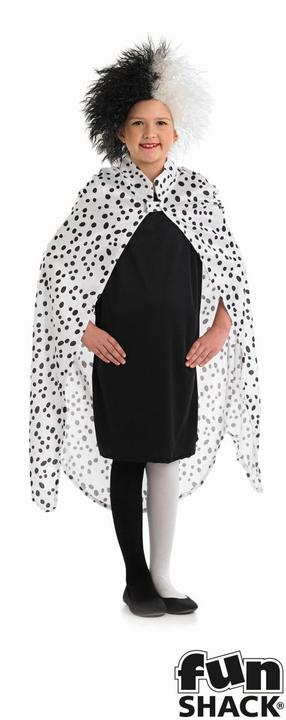 Dalmatian Girl Fancy Dress Costume Thumbnail 2