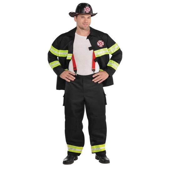 Rescue Me Fancy Dress Costume Plus Size Thumbnail 1