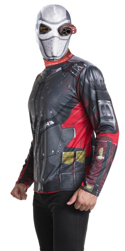 Deadshot adult costume kit