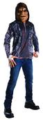 Men's Killer Croc adult costume kit