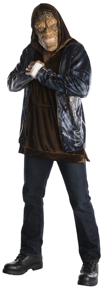 Killer Croc Men's Fancy Dress Costume