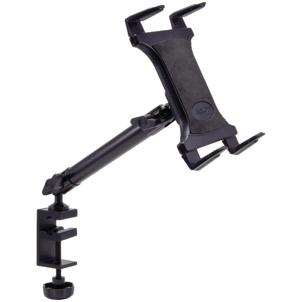 Arkon Heavy Duty 10 Quot C Clamp Desk Amp Table Mount For