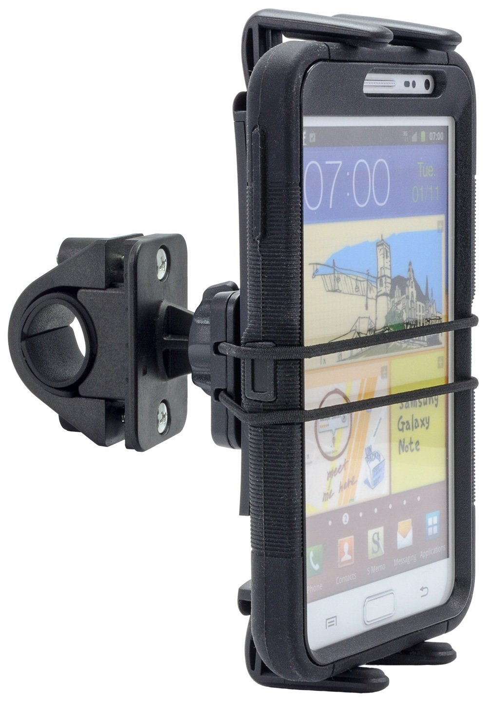newest 8cc4f 7b725 Details about Arkon SM632 Bike Motorcycle Handlebar Mount for Google Nexus  4, 5, Nexus 7