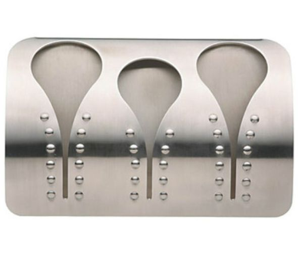 Towel Rack In Spanish: Kitchen Craft Master Class Professional Stainless Steel