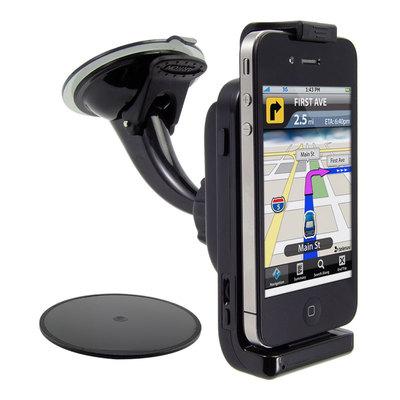 arkon rwipc iphone 4 4s gps car kit speaker holder for. Black Bedroom Furniture Sets. Home Design Ideas