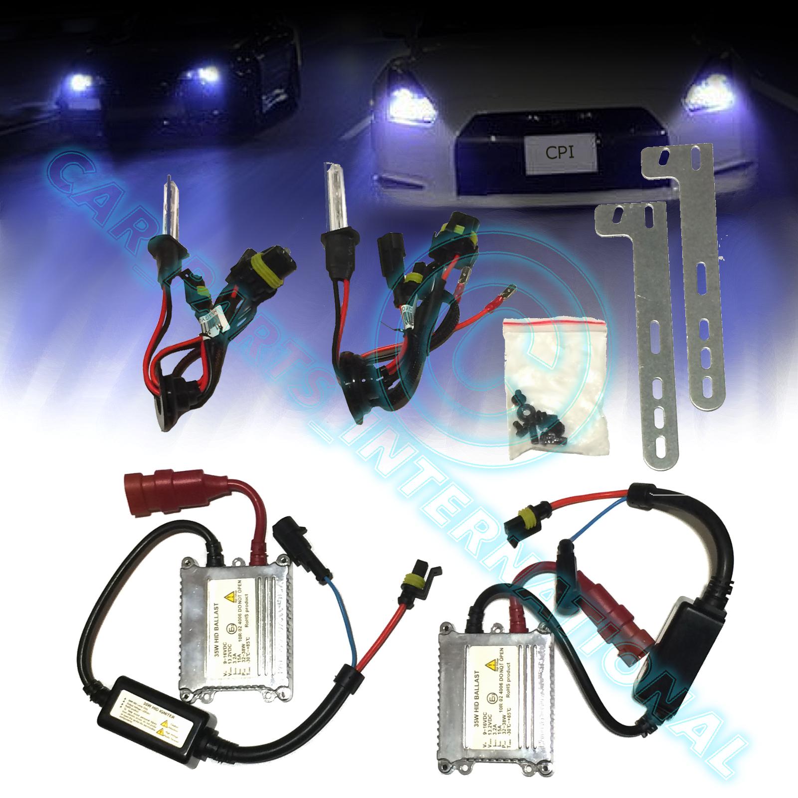 H1 55w Xenon HID Conversion Kit Canbus For Vauxhall ZAFIRA 2005 MAIN