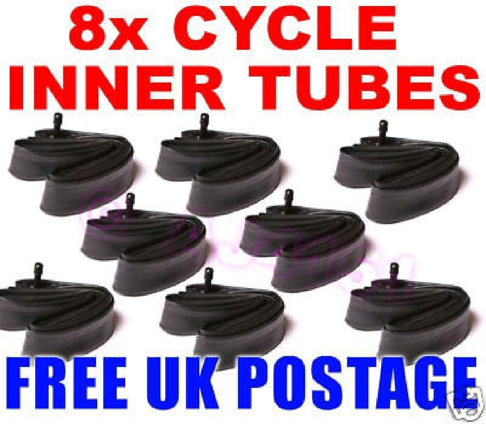 700 x 28-32c SCHRADER Mountain Bike Cycle Inner Tubes x10 700c 28c 32c Butyl