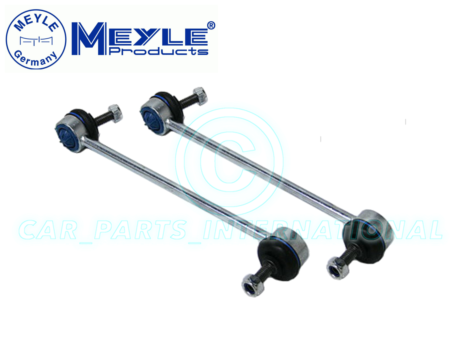 Front Anti-Roll Bar//Stabiliser Drop Links Pair. BMW 3 Series E46 All Models
