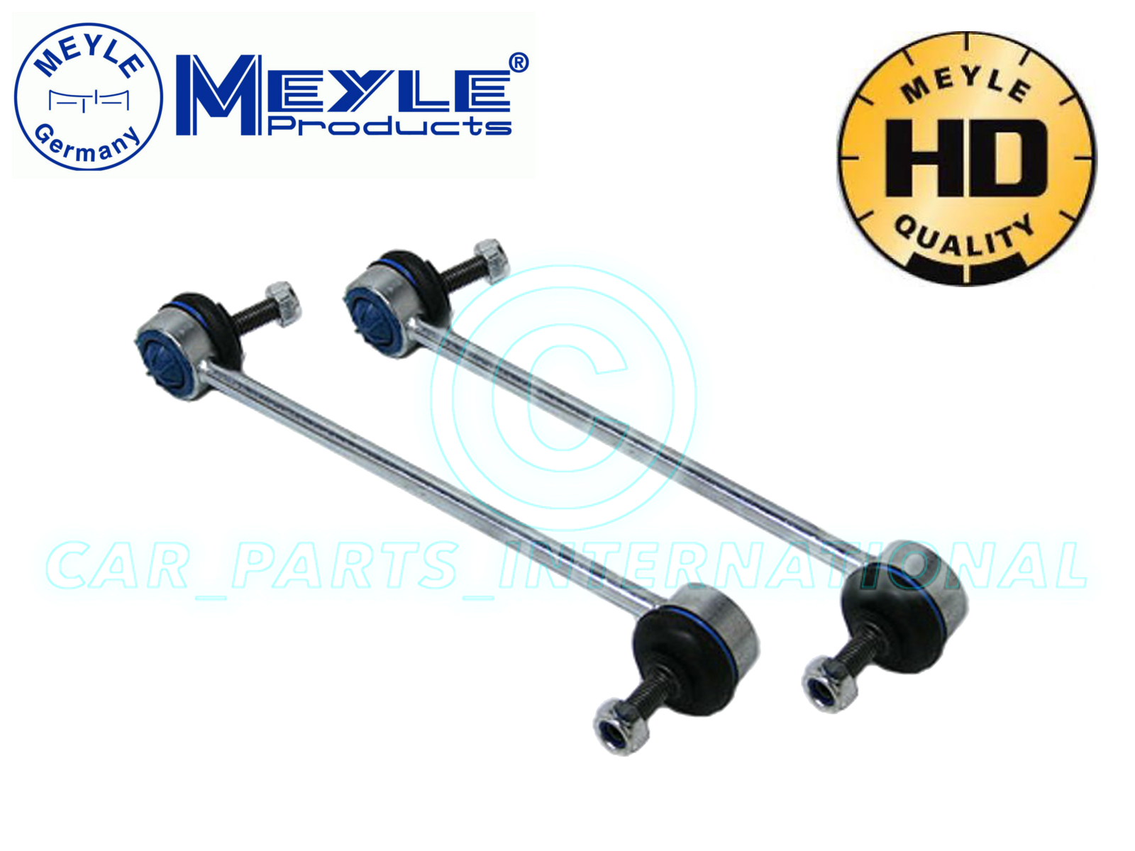 MEYLE HD for BMW E46 Ci Coupe /& Convertible 320 328 330 FRONT DROP LINK RODS x 2