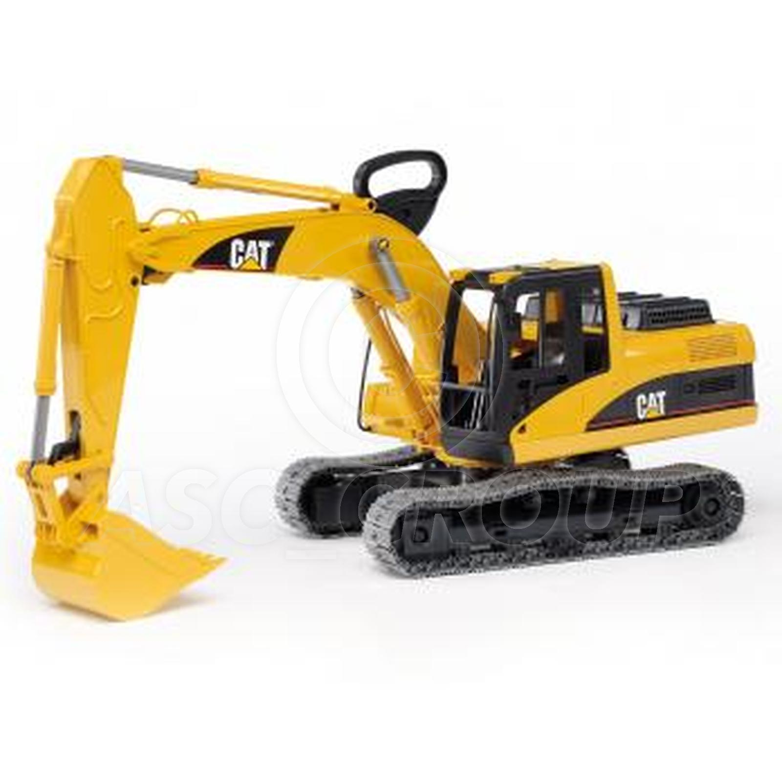 Bruder Toys 02438 Pro Series Caterpiller Cat Excavator
