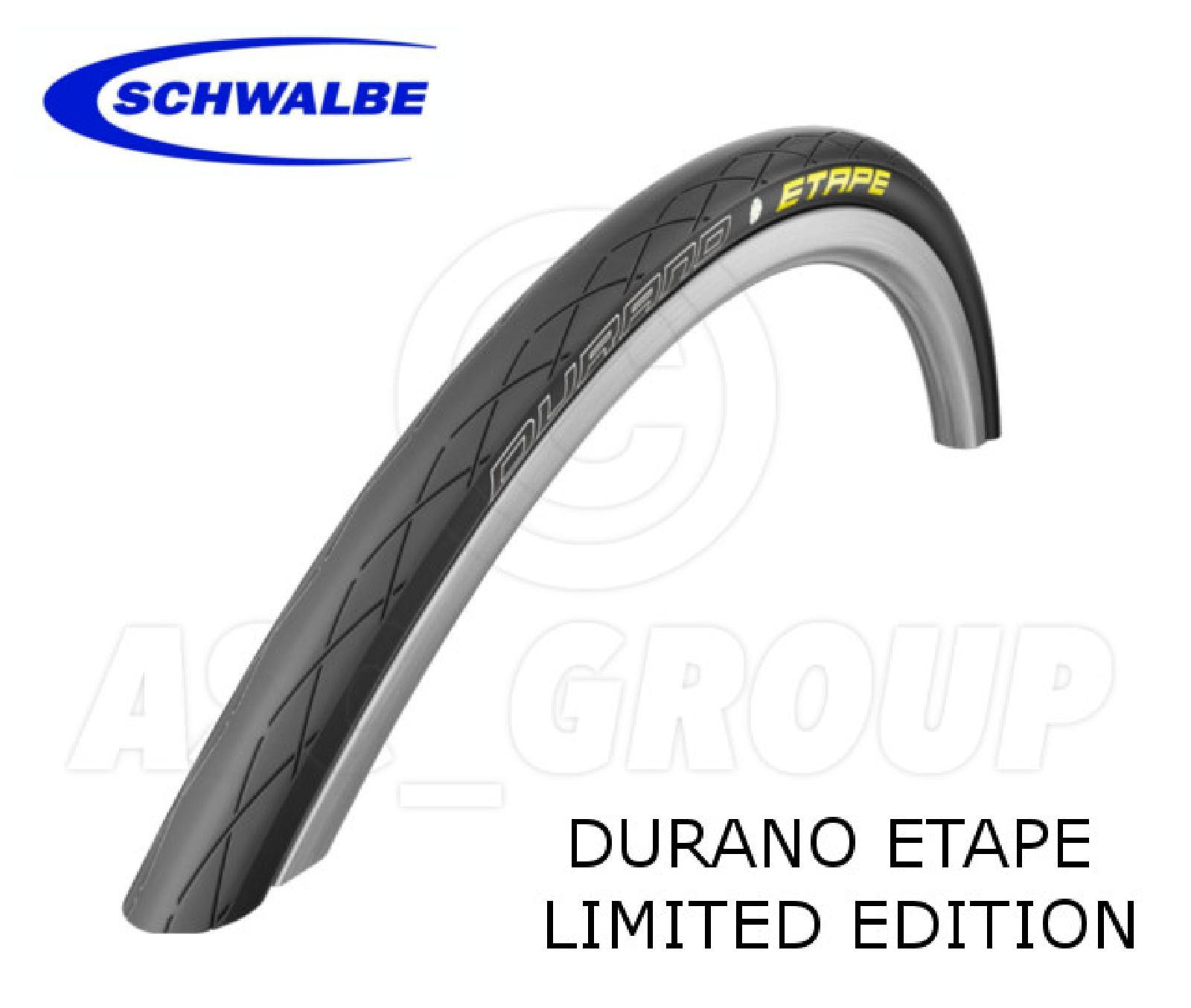 700x25C Raceguard New Bicycle Tire SCHWALBE  Durano 25-622