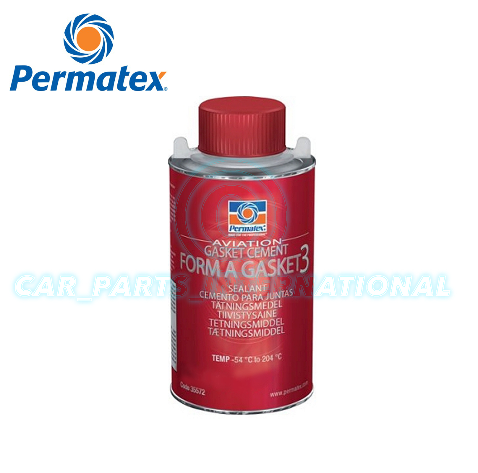 Permatex Aviation Form-A-Gasket No.3 Sealant Liquid - 115ml ...