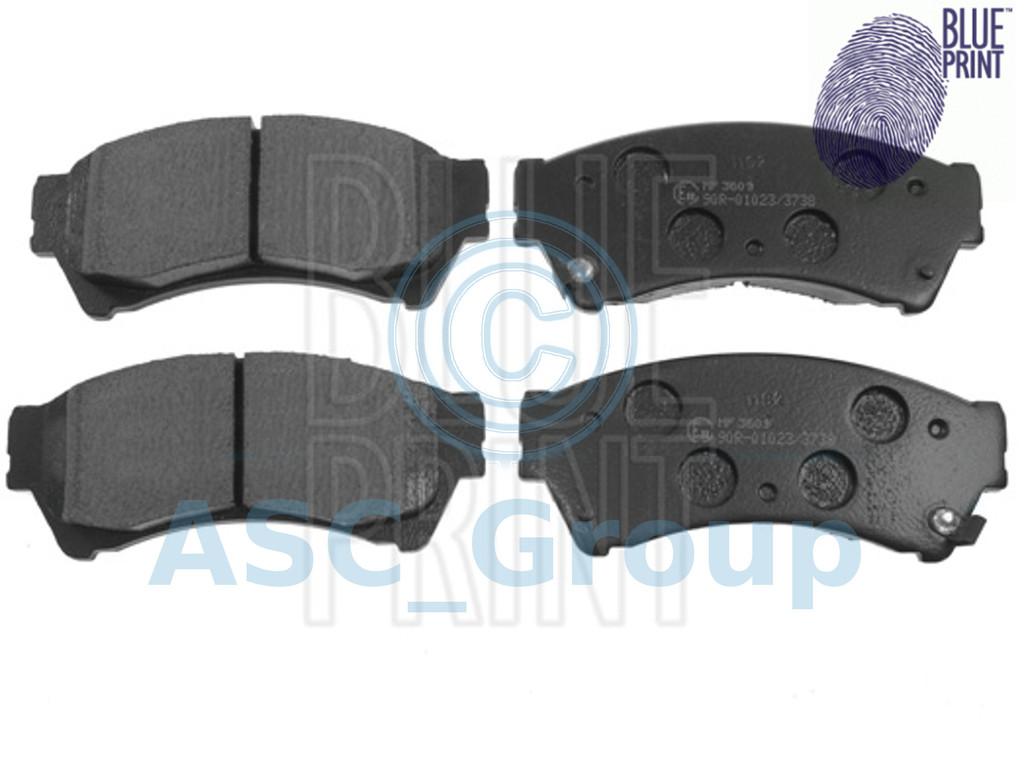 Blueprint Blue Print OE Spec Replacement Front Disc Brake Pads ADM54296
