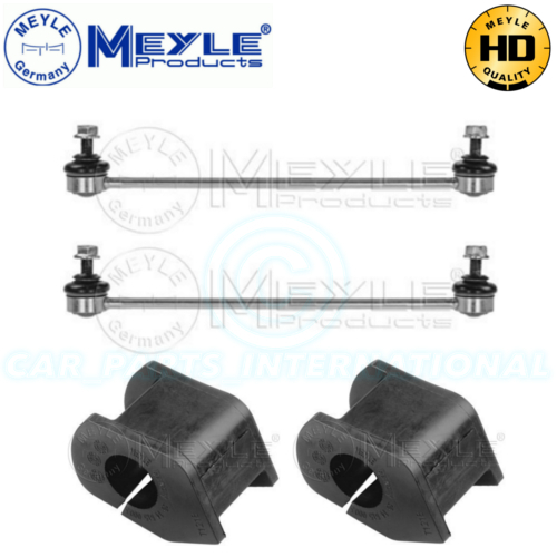 MEYLE HD Front Stabilizer Links /& Bushes 7160600090//HD x2 /& 7141100001 x2