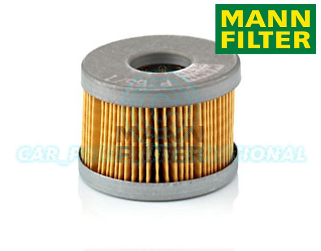 mann hummel oe quality replacement fuel filter p 65 1 x ebay