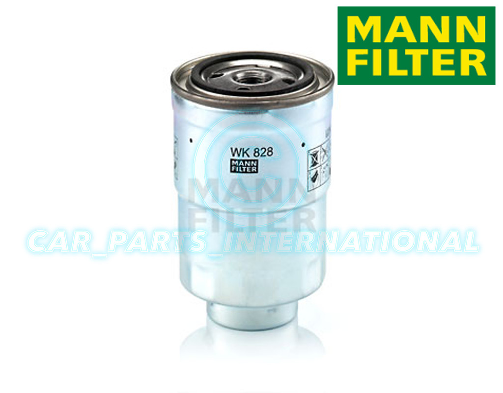 Original hombre-filtro Filtro de combustible WK 828 x filtro fuel