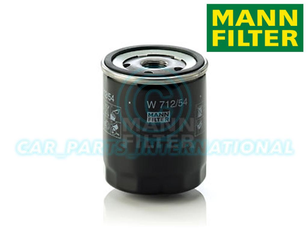 Mann Filter W 712//54 Filtro de Aceite