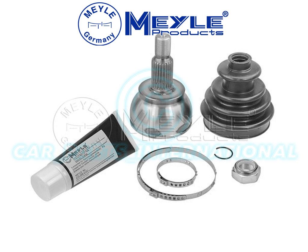 Antriebswelle für Radantrieb MEYLE 614 498 0013 Gelenksatz