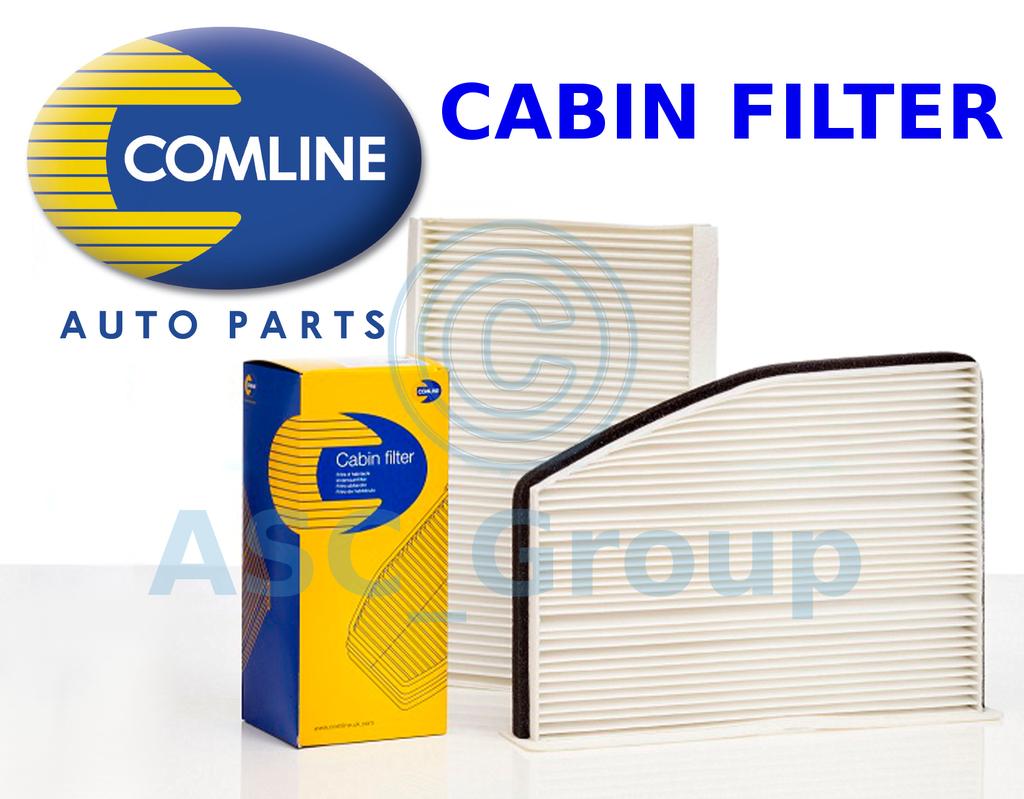 COMLINE CABIN POLLEN FILTER AUDI A4 A5 Q5 PORSCHE MACAN 3.0 3.6 2.0 VW UP EKF106