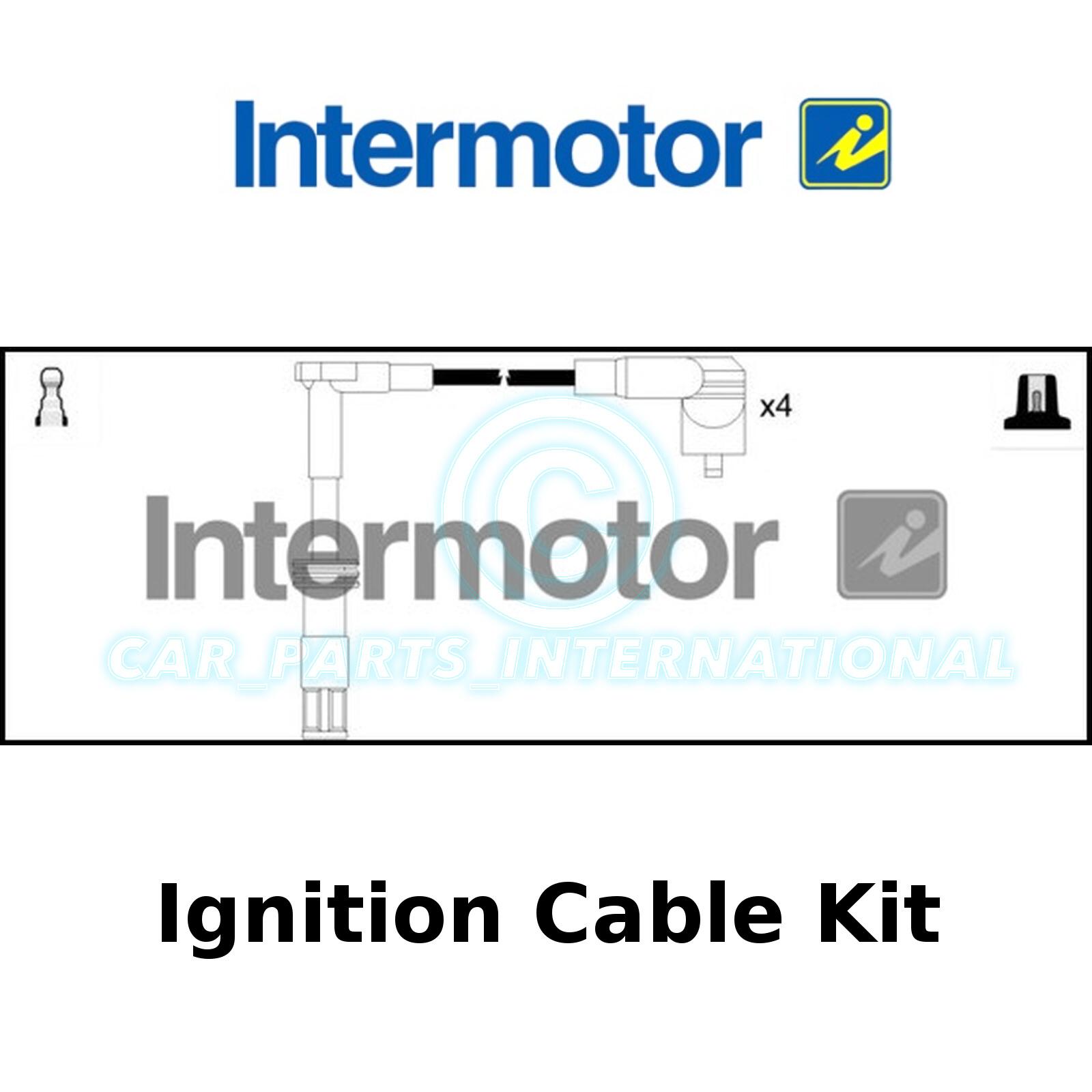 Intermotor 73727 Ignition Lead