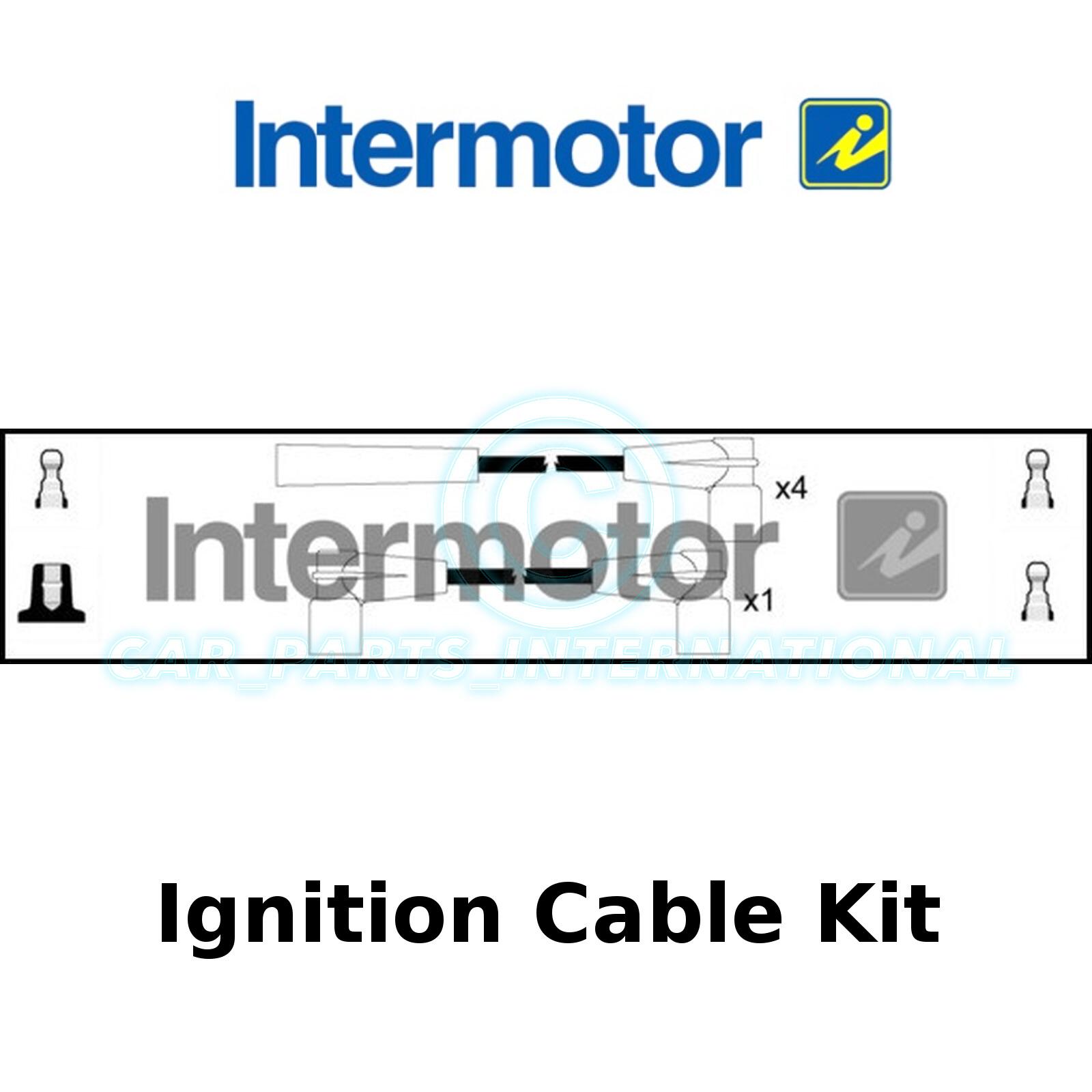 Intermotor Kit De Cable De Reemplazo De Calidad OE Genuino conduce
