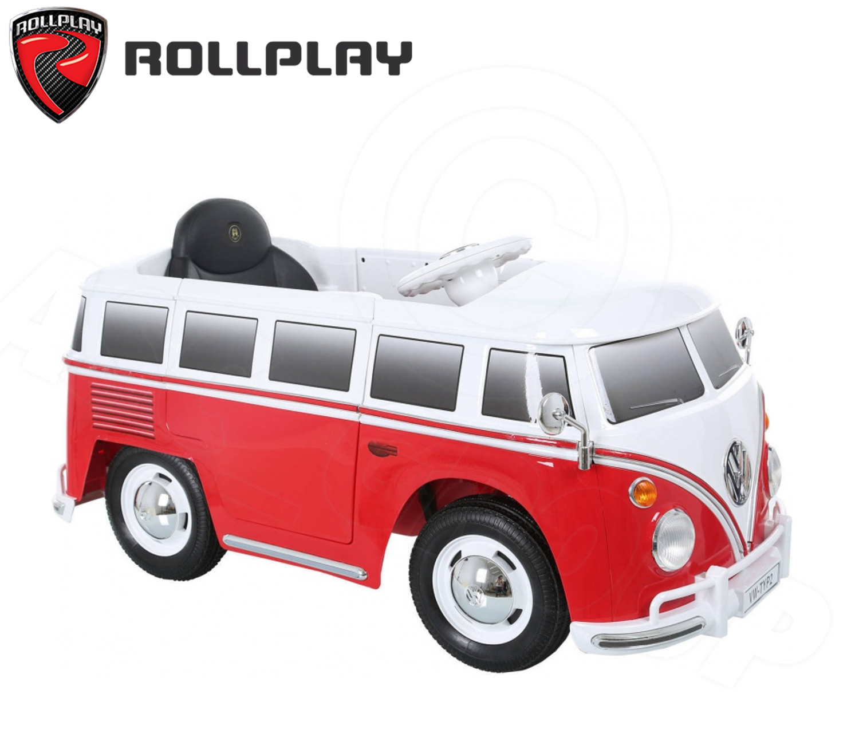 991cb1a681 Main Description. Rollplay. VW BUS - Type 2. Classic Split Screen Minibus