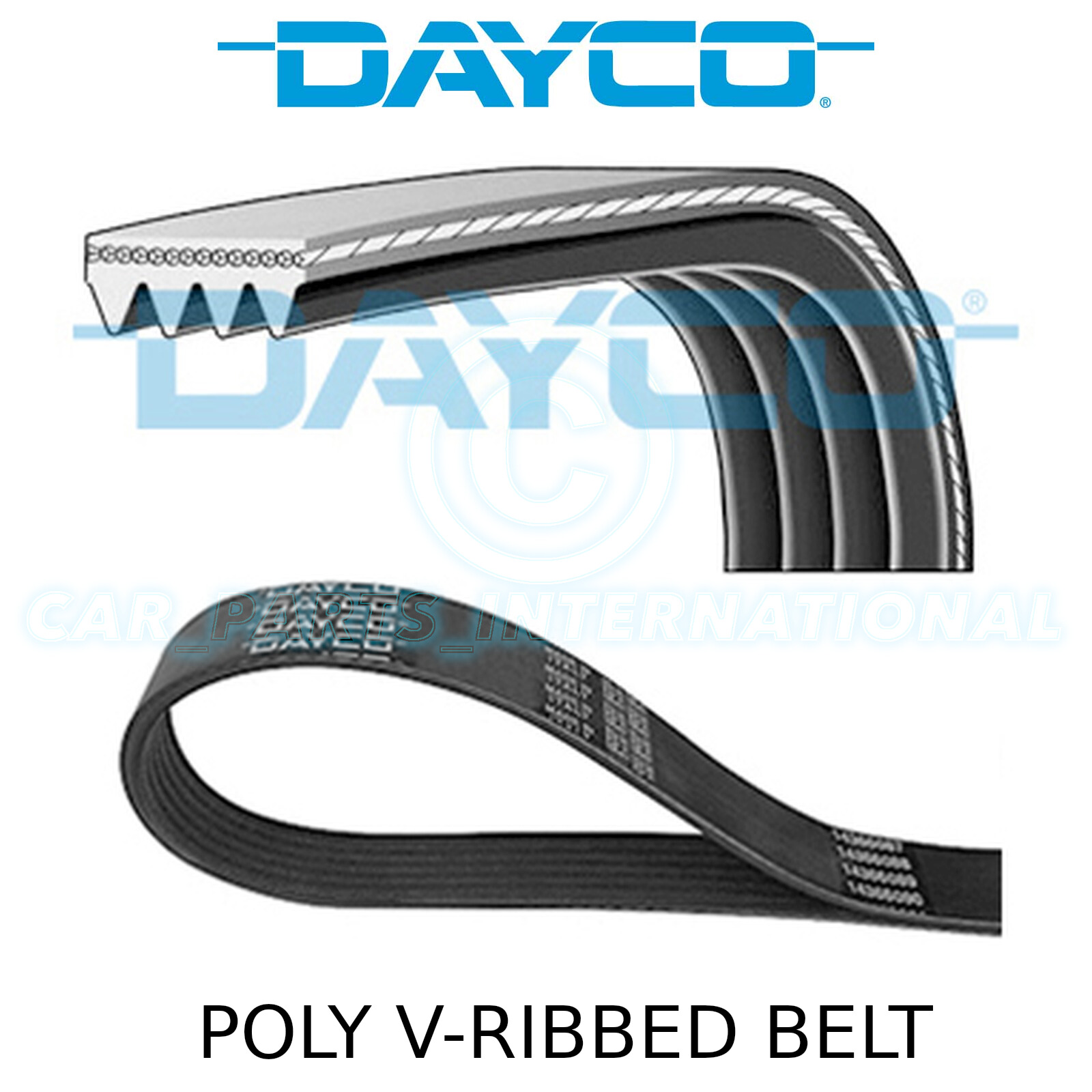 New Gates Micro V-Ribbed Belt 5 Ribs 1355mm Part No 5PK1355 OE Quality
