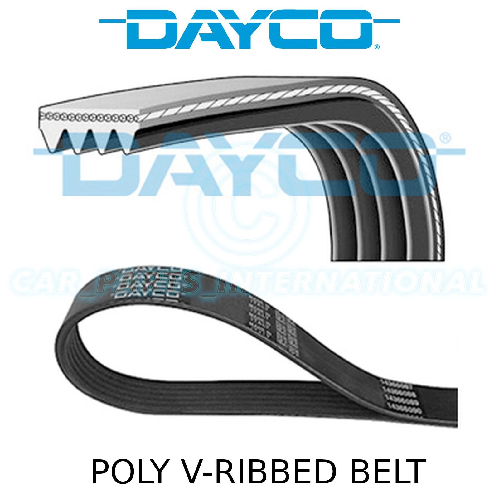 Dayco 4PK830 Poly Rib Belt