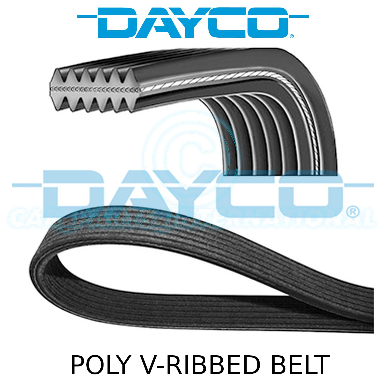 Dayco 6PK1795 Poly Rib Belt