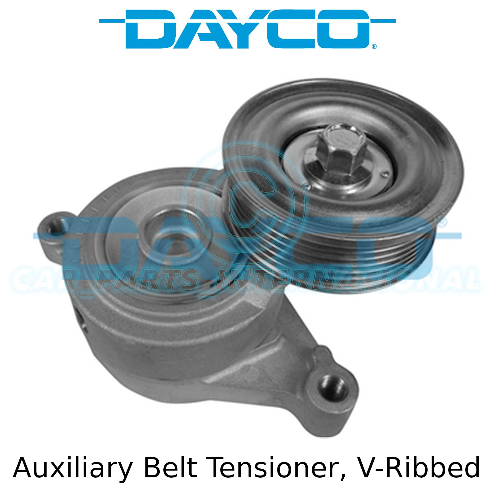 Idler Pulley Vauxhall//Opel Vivaro 1.9 2.0 2001-2014 V-Ribbed Belt Tensioner